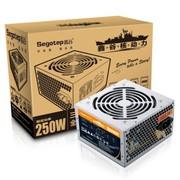 鑫谷 额定250W 核动力Qpower 电源(支持独显/宽幅/温控静音/节能/办公家用首选)