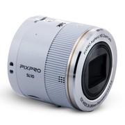 柯达 SL10 镜头式无线数码相机 白色 (10倍光学变焦 NFC功能 无线性能 手机 / 智能设备无线操控)