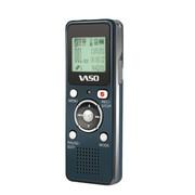华索 vm280 立体声录音笔 8GB 深蓝色
