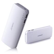 乔威 乔威 JP35 充电宝 正品移动电源 手机便携式通用大容量 10000毫安 通用 白色产品图片主图