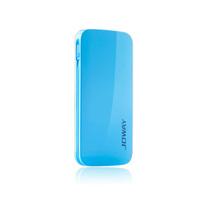 乔威 乔威 JP-13超聚合物薄移动电源手机通用充电宝大容量5000毫安 蓝色产品图片主图