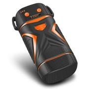 卡格尔(Cager) WP11 三防户外移动电源 激光笔 SOS求救 5200mAh 防水防尘抗震LED灯 橙色 IP67认证 充电宝