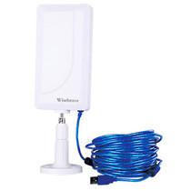 wisebrave 大功率无线网卡王卡皇cmcc公里wlan网络wifi增强放大接收器10产品图片主图