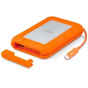 LaCie Rugged Thunderbolt 雷电 2.5寸移动硬盘 1TB(9000488)