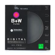 B+W XS-PRO ND Vario MRC(Nano)77mm 可调减光镜