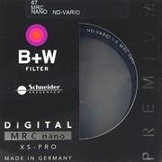 B+W 67 MRC NANO ND-VARIO 多膜 纳米 超薄 可调 减光镜