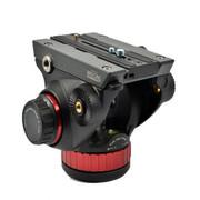 曼富图 MVH502AH 液压云台摄像摄影两用云台 承重:6kg
