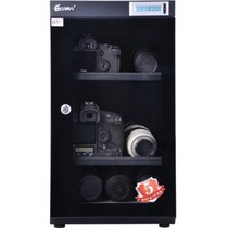 锐玛 MRD-55 电子防潮箱 干燥箱 摄影器材 相机除湿柜 镜头防潮柜产品图片主图