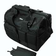 尼康 全画幅单反相机专用(一机三头)手提/单肩相机包 黑色