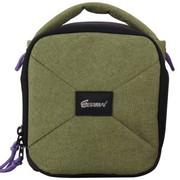锐玛 S3220 微单相机包单肩帆布包数码摄影包 绿色
