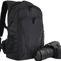 锐玛 D2420 专业双肩摄影包相机包单反双肩包佳能600d单反包摄影背包防盗 黑色产品图片主图