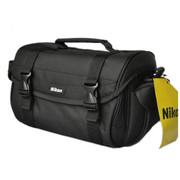 尼康 原装摄影包D7000 D90 D5300 双排单反相机包 微单摄像机包