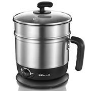 小熊 DRG-C123 蒸煮双层电热锅 304不锈钢 电煮锅电火锅