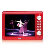 先科 1706 15.6英寸 移动DVD播放器 高清视频唱戏机 收音机 迷你电视