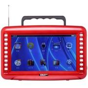 先科 SAST-525A 9 寸便携式移动可视DVD(红色)