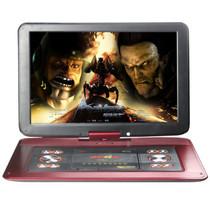 金正 2061 20 便携移动DVD 迷你电视 高清视频播放机 游戏插卡产品图片主图