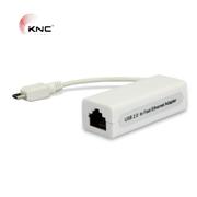 KNC 平板电脑 以太网转接器 适用于平板电脑 笔记本电脑
