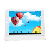 KNC 7.9英寸平板电脑 intel平板电脑 超薄皮套 轻薄 可立式 白色产品图片主图