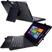 SEENDA 微软surface pro3保护套蓝牙键盘12.2寸触摸板蓝牙键盘保护套皮套