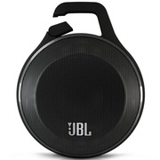 JBL Clip 全新升级 户外旅游 便携蓝牙音箱 黑色