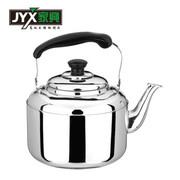 家兴(JYX) 万家宝琴音烧水壶 不锈钢坐水壶 电磁炉通用开水壶 4L