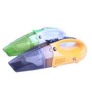 聪宝 汽车吸尘器  充气吸尘一体机 胎压计 照明 四合一一体机 黄色 绿色