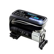 风劲霸 LG500 车载充气泵 单缸汽车打气泵 蓝光数显 便携式充气泵