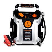 登路普 RP82461 户外自驾游汽车应急启动6合1电源系统