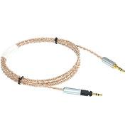 more-thing 适用于森海塞尔HD598/HD595/HD518/HD558耳机升级线ZY-060 透明
