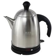 赫德赛 304不锈钢烧水壶 自动断电热水壶 电热开水壶 电水壶1.5L 黑色