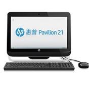 惠普 21-a220cn 21.5英寸一体电脑 (G2020 4G 500G 1G独显 Win8)