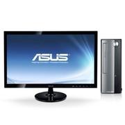 华硕 P30AD-I4145M1 台式电脑 (i3-4130 4G 7200转500GB HD8350 1G独显 DVD DOS)21.5英寸