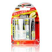 安斯曼 德国镍氢充电电池1号 8500mAh  2枚装