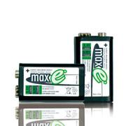 安斯曼 德国镍氢叠层9V充电电池250mAh(8.4V) 1枚装