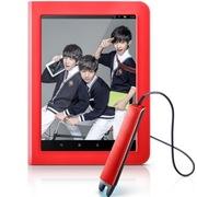 步步高 家教机 H9  红色珍藏版 16G 小学初中高中同步 难题扫描 学生平板 wifi 学习机