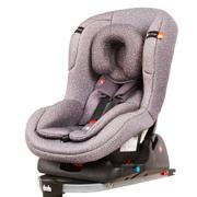 好孩子 儿童汽车安全坐椅isofix接口0-4岁宝宝 灰星CS308-M216