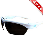 现代演绎 G300 蓝牙眼镜 司机必备 安全轻盈舒适 太阳镜墨镜 偏光眼镜 白色 官方标配+赠送500毫安充电器