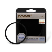 卓美 UV镜 尼康佳能通用 单反镜头保护uv滤镜40.5-86mm全口径 86mm