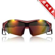 现代演绎 K1 触摸蓝牙眼镜 司机必备 太阳镜墨镜 偏光眼镜 买一送两片偏光镜片 红色 官方标配