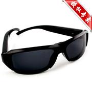 现代演绎 G600 骨传导蓝牙耳机 蓝牙太阳眼镜 支持音乐驾驶  黑色 官方标配+赠送500毫安充电器