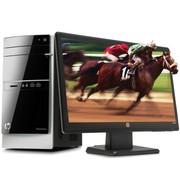 惠普 P500-291cn台式电脑(AMD A10 6700 4G 1TB Radeon R7 240  DVD WIN8  键鼠)