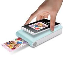 LG PD239B POCKET PHOTO 趣拍得 智能手机照片打印机口袋相印机(蓝色)产品图片主图