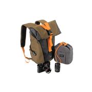澳洲小野人 LIP001 大型双肩背包 卡其色