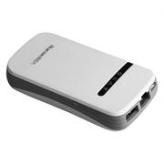 影巨人 P8102 3G无线路由器 wifi移动电源 直插电信联通SIM卡双模 5200毫安 联通专用版