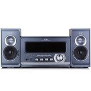 索爱 SA-A12 多媒体有源音箱/电脑音响/台式音响 (黑色)