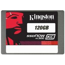 金士顿 KC300系列 120G SATA3 固态硬盘产品图片主图