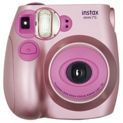 富士 趣奇(checky)instax mini7s相机 甜蜜金属粉