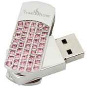 权尚 Diamond系列 满天星水钻 8GB 创意个性U盘 粉色