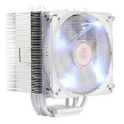 安耐美 ETS-T40-W 多平台CPU散热器(白蝠风扇/蝠翼扇叶/HDT技术/TCC散热烤漆)