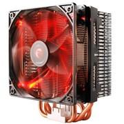 酷冷 GAMING T4 CPU散热器 (12CM温控风扇/S形折缘扇叶/4热管直触/支持多平台)